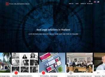 Thai Business Box